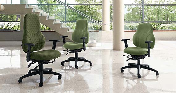 tritek ergo select chair instructions