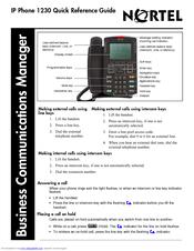 Nortel ip phone 2002 user manual
