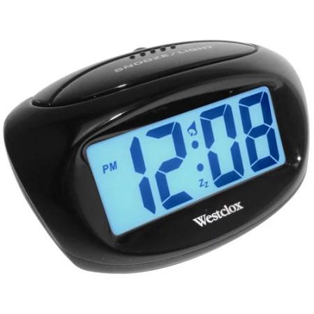 sxe digital clock radio instructions