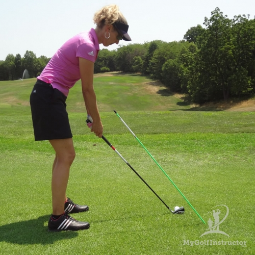 golf swing plane instruction