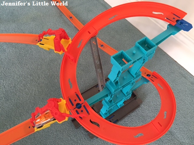 Hot wheels spiral stack up instructions
