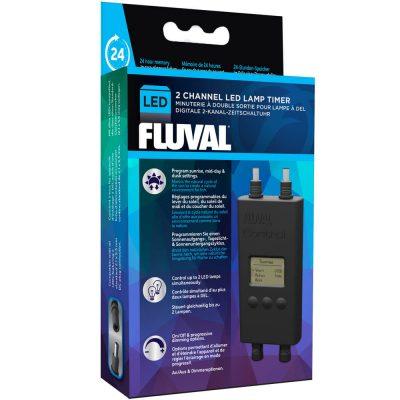 Fluval 2 channel led lamp timer instructions