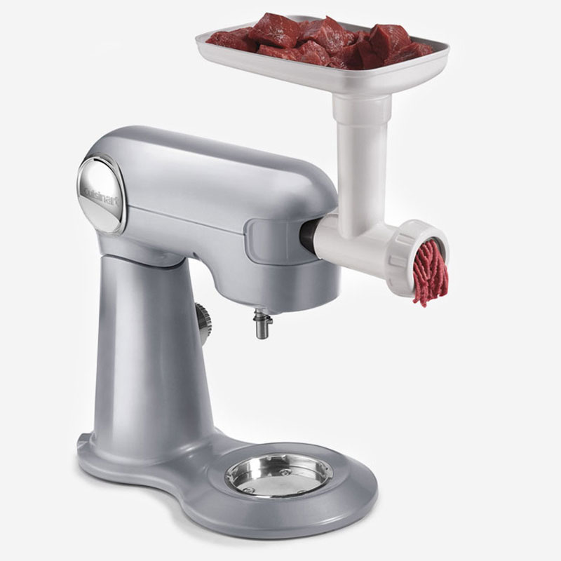 Cuisinart meat grinder attachment manualidades
