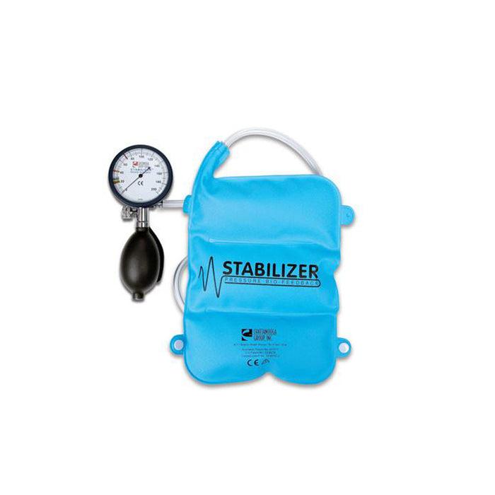 stabilizer pressure biofeedback instructions
