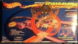 hot wheels spider slam instructions