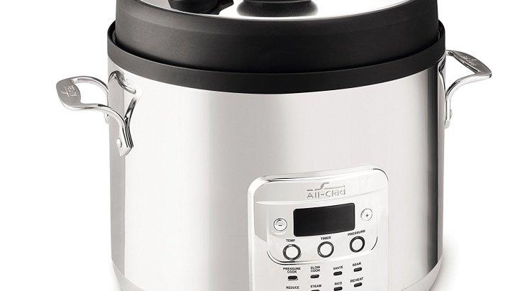 all clad pressure cooker manual