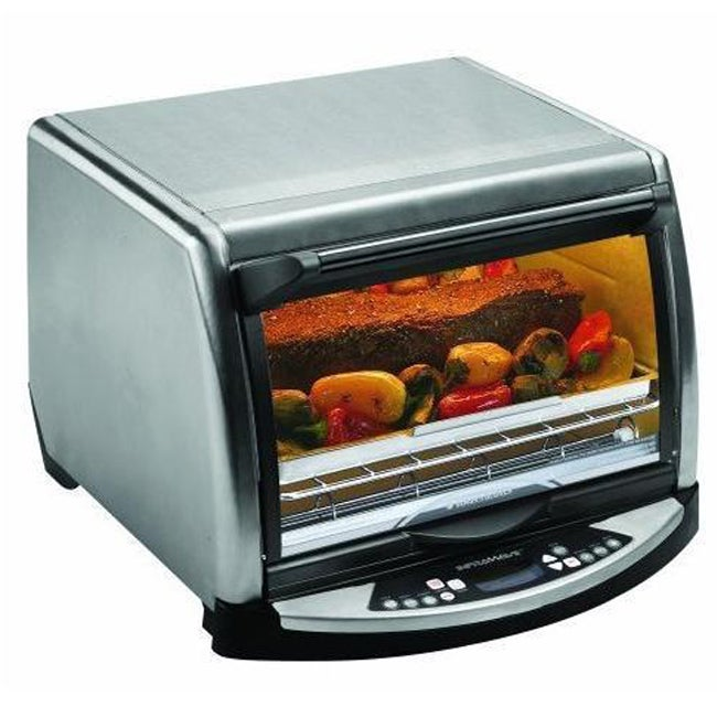 Black and decker infrawave oven manual
