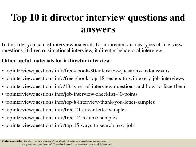 Test lead interview questions and answers pdf