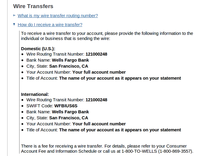 royal bank international wire transfer instructions