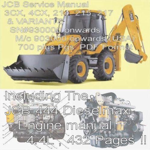 1986 jcb 3cx workshop manual