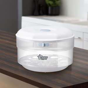 Tommee tippee essentials 2 in 1 steriliser instructions