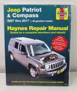 2007 jeep compass haynes manual