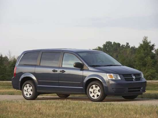 2010 dodge grand caravan se owners manual