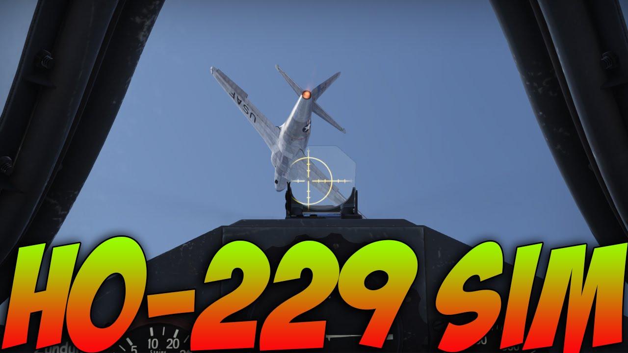 Ho 229 war thunder guide