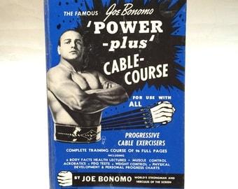 The power-plus cable course by joe bonomo pdf