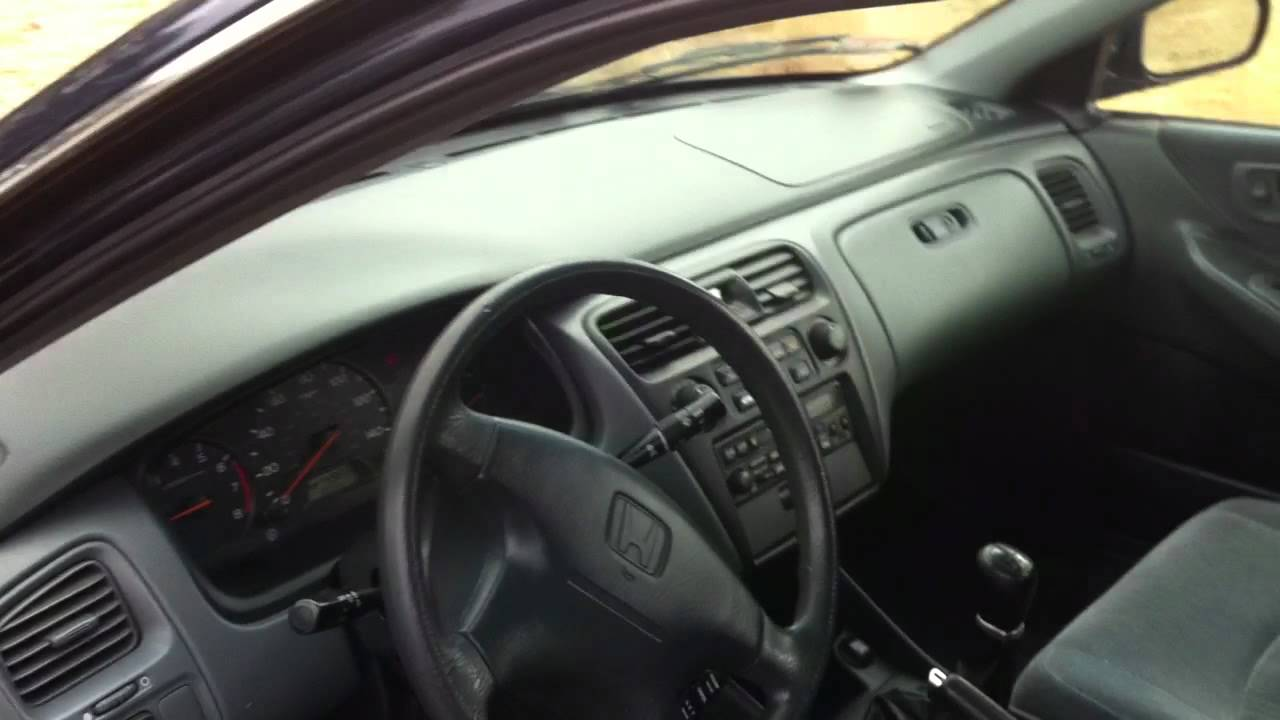 2004 honda accord manual transmission for sale