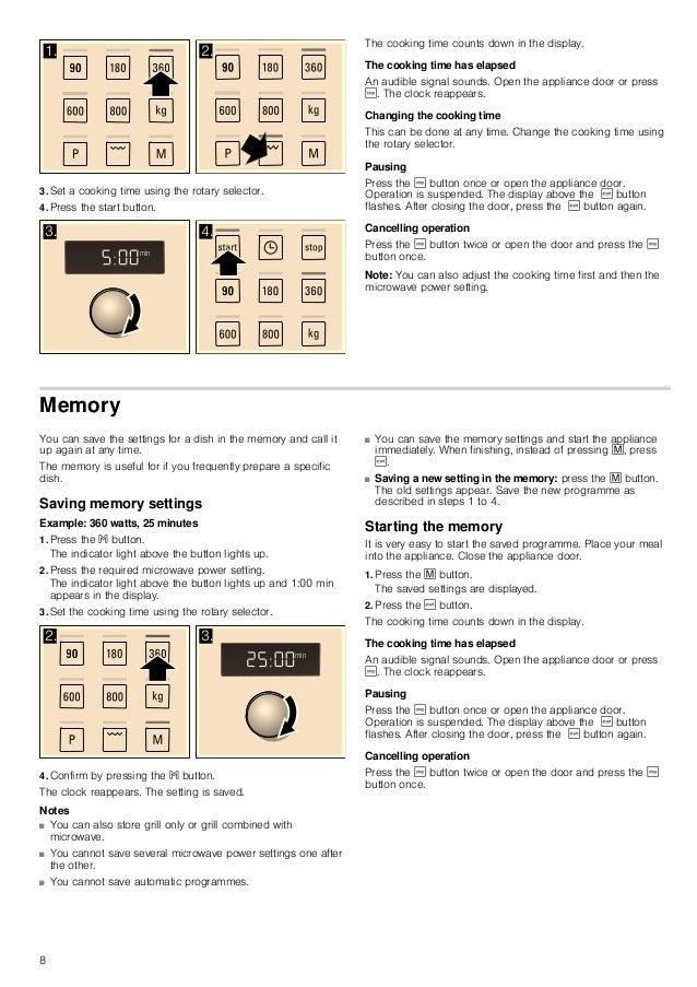 Manual de horno microondas haceb