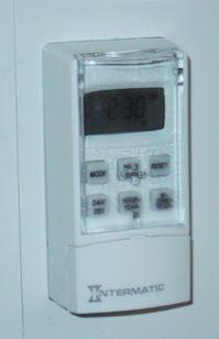intermatic timer programming instructions