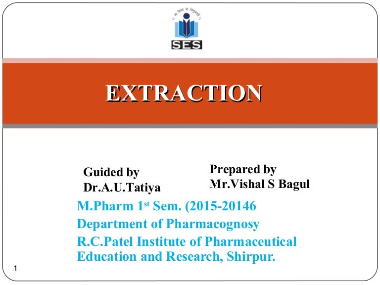 Principle of soxhlet extraction pdf