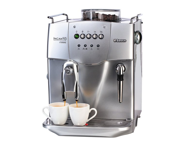 Saeco incanto coffee machine manual