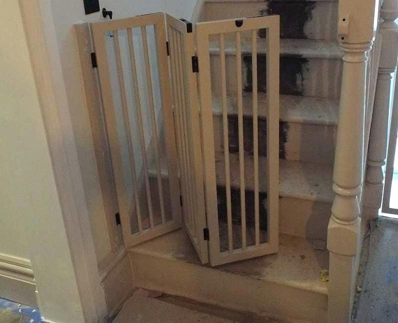 lindam numi stair gate instructions