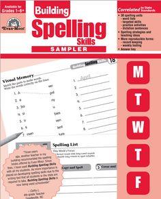 Evan moor spelling grade 3 pdf