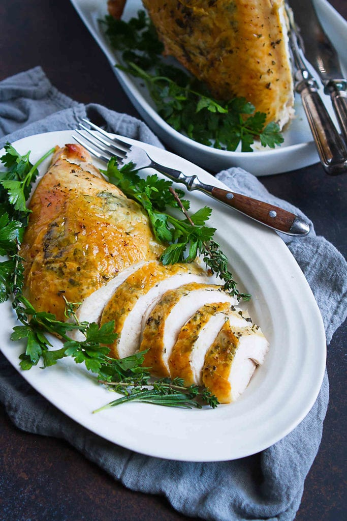 inghams turkey breast roast cooking instructions