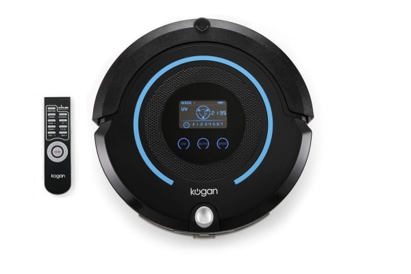 Kogan ultimate robot vacuum manual