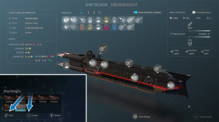 Endless space 2 how to change ship types