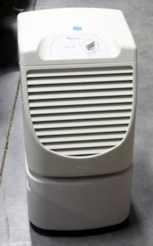 Whirlpool dehumidifier 70 pint manual