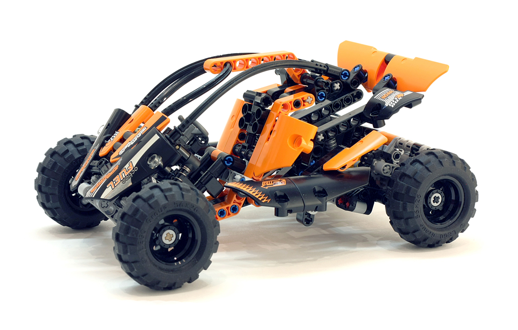 lego technic quad bike instructions