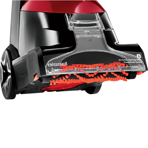 Bissell dirtlifter powerbrush instructions