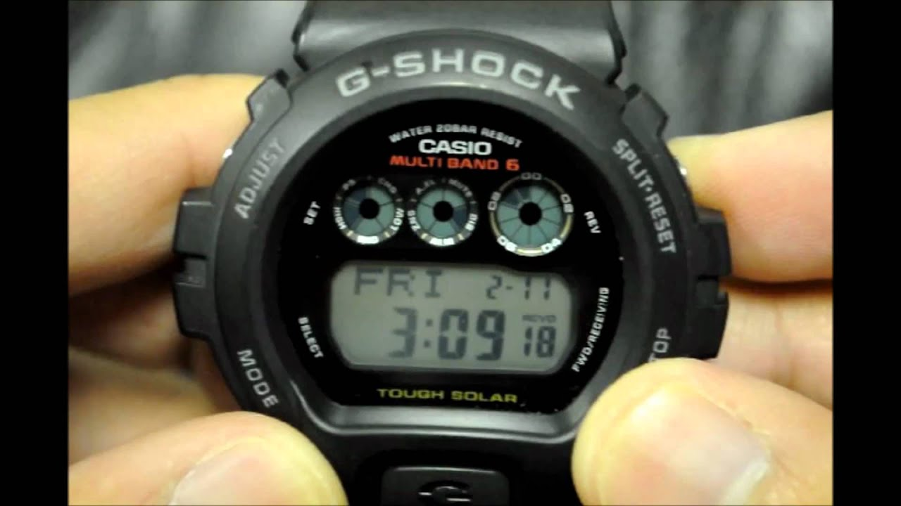 casio g shock g8000 manual
