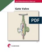 Cameron fls gate valve manual