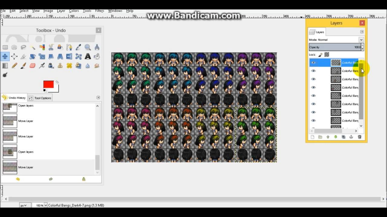 Rpg maker vx ace how to add custom characters