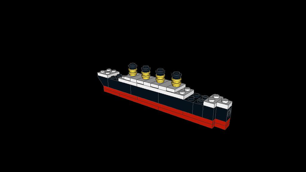 titanic lego set instructions