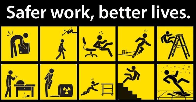 procedure instructions report hazards in the workplace