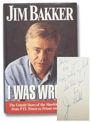 I was wrong jim bakker pdf