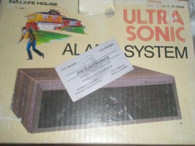 radio shack safe house alarm system manual