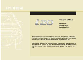 hyundai i20 2010 manual pdf