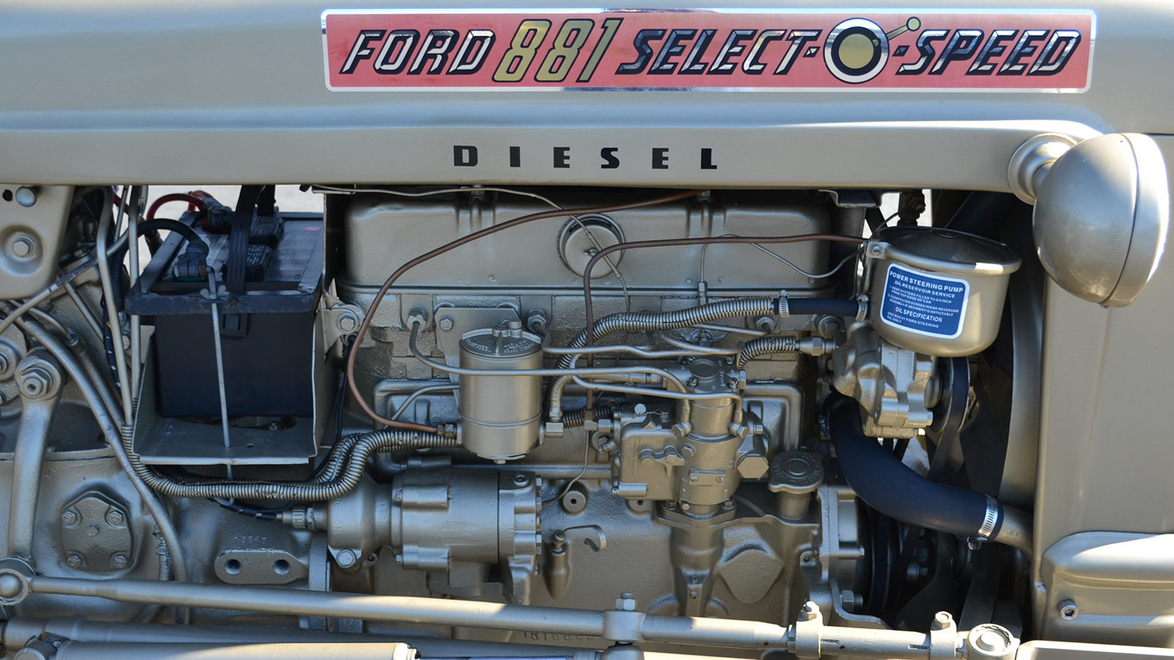 Ford select o speed manual