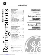 Ge side by side refrigerator repair manual