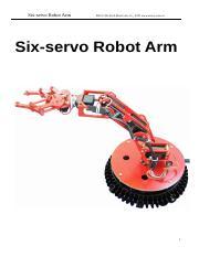 dagu 3 dof robot arm manual