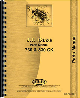 case 830 parts manual from canada