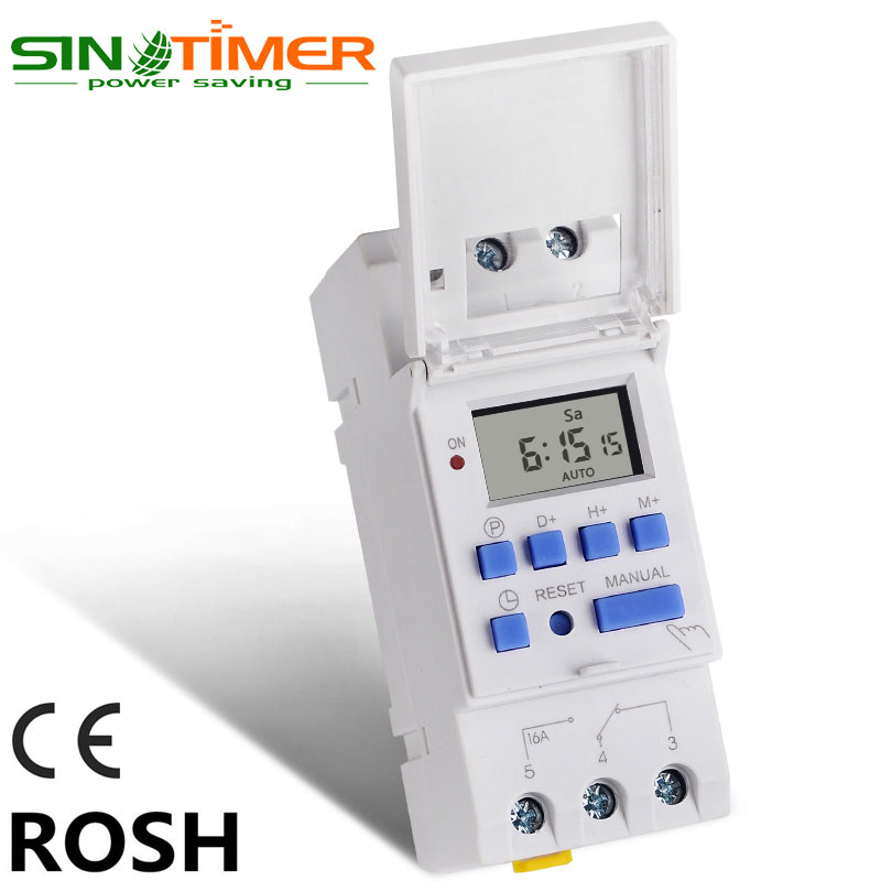digital timer plug instructions