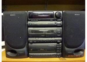 sony cmt-v10ipn mini music system user manual