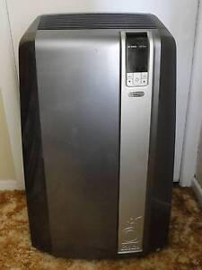 delonghi fan heater instructions