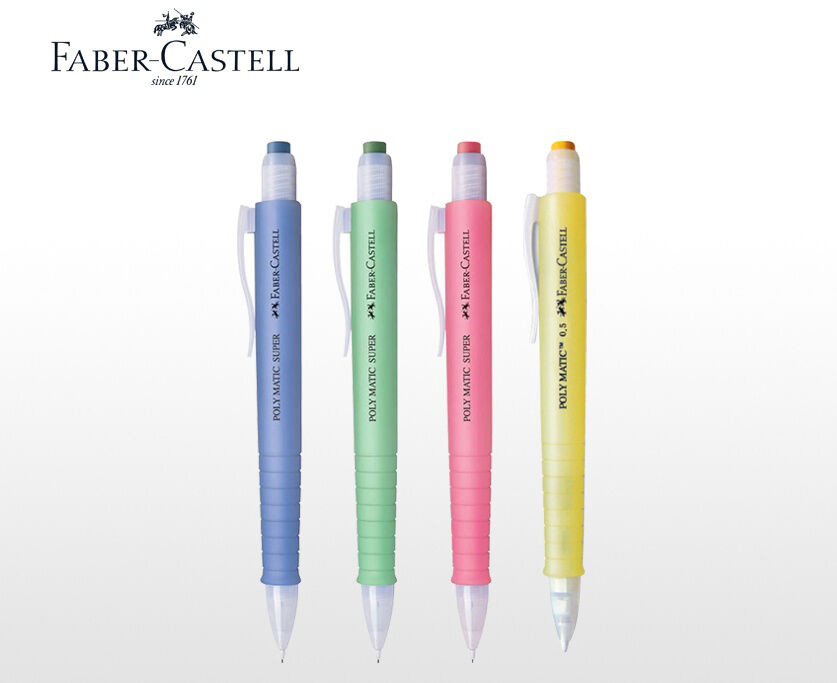 Faber castell mechanical pencil instructions