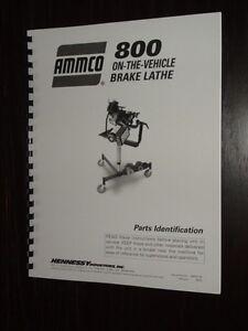 Ammco 3850 brake lathe manual pdf