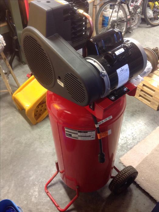 Husky 30 gallon air compressor manual